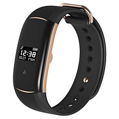 H1 Inteligentna bransoletka iOS AndroidWodoszczelny Długi czas czuwania Spalone kalorie Krokomierze Rejestr ćwiczeń Zdrowie Sportowy