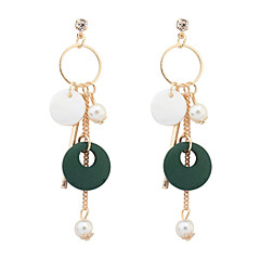 Women's Earrings Set Jewelry Fashion Bohemian Personalized Pearl Gem Alloy Jewelry Jewelry For Wedding Special Occasion