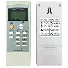 HA-9078E Replacement for Sharp Air Conditioner Remote Control Model Number CRMC-A750JBEZ CRMC-A810JBEZ CRMC-A805JBEZ Works for CV-10NH XV-6234 CVP09L
