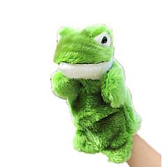 Κούκλες Βάτραχος Χνουδωτό Ύφασμα
