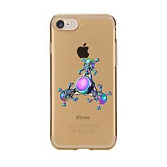Για Θήκες Καλύμματα Με σχέδια Fidget Hand Spinner Πίσω Κάλυμμα tok Κινούμενα σχέδια Μαλακή TPU για AppleiPhone 7 Plus iPhone 7 iPhone 6s