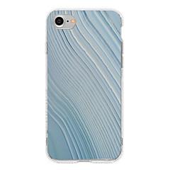 Iphone 7 iphone 6s plus case cover patroon back cover case lijnen / golven soft tpu voor apple iphone 7 plus iphone 6 plus iphone 6s