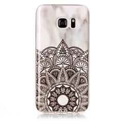 Samsung Galaxy S8 S8 plus suojus marmori kuvio TPU materiaalia IMD veneet puhelimen tapauksessa S3 S4 S5 S6 S7 S6 reuna S7 reuna
