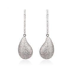 Dame Øreringe sæt Smykker Unikt design Mode Euro-Amerikansk Zirkonium Legering Smykker Smykker TilBryllup Fødselsdag Fest & Aften