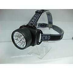 Pandelamper LED Lumen 1 Tilstand LED AA Camping/Vandring/Grotte Udforskning Dagligdags Brug Cykling Jagt Klatring Udendørs