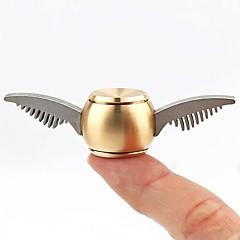 Fidget spinner -stressilelu hand Spinner Hyrrä Lelut Lelut rengas Spinner EDCStressiä ja ahdistusta Relief Focus Toy Office Desk Lelut