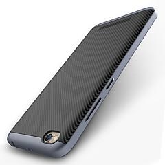 sillä Xiaomi redmi 4a tapauksessa kattaa iskunkestävä kokovartalo tapauksessa riviä / aallot pehmeä TPu Xiaomi redmi 4a
