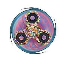 Fidget spinners Hand Spinner Draaitol Speeltjes Speeltjes Nieuwigheid Kunststoffen EDCFocus Toy Kantoor Bureau Speelgoed Relieves ADD,
