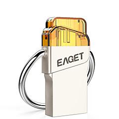 Eaget v66 32g otg usb 3,0 micro usb stødsikkert flashdrev u disk til android mobiltelefon tablet pc