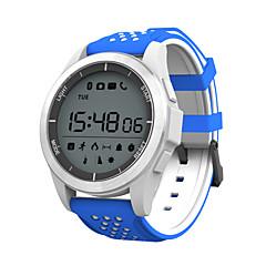 Inteligentny zegarekWodoszczelny Spalone kalorie Krokomierze Rejestr ćwiczeń Sportowy Wielofunkcyjne Informacje Obsługa wiadomości