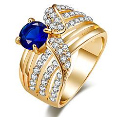 Dames Statementringen Ring Kristal Basisontwerp Uniek ontwerp Bergkristallen Luxe Sieraden Opvallende sieraden Klassiek Kostuum juwelen