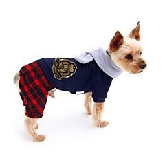 Hund Jumpsuits Hundetøj Afslappet/Hverdag Britisk