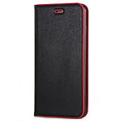 Per la mela iphone 7 7 più copertura di caso forte assorbimento magnetico del pc materiale plastico del foglio di carta del supporto del