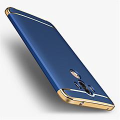 Taske til huawei mate 9 pro mate 9 luksus guld hard cover bagcover dækning aftagelig 3 i 1 fundas sag