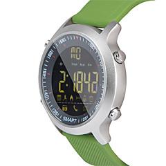 Slim horlogeWaterbestendig Lange stand-by Verbrande calorieën Stappentellers Logboek Oefeningen Sportief Afstandsmeting Multifunctioneel
