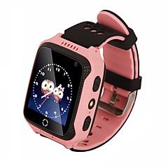 Zegarki dziecięceDługi czas czuwania Video Kamera/aparat Ekran dotykowy Śledzenie odległości Obsługa wiadomości Anti-lost Elektroniczne