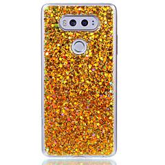 Taske til lg x stil v20 telefon taske akryl misfarvet flash pulver telefon taske k10 k8 k7 k4 x5 x max