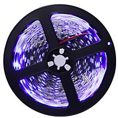 72W LED-es szalagfények 6950-7150 lm DC12 V 5 m 300 led Meleg fehér Fehér Kék