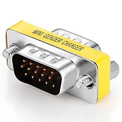 VGA Adapteri, VGA to VGA Adapteri Uros - Uros Nikkeli-terästä