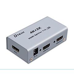 HDMI 2.0 Splitter, HDMI 2.0 to HDMI 2.0 Splitter Hun - Hun 4K*2K