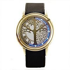 Męskie Damskie Sportowy Wojskowy Do sukni/garnituru Modny Zegarek na nadgarstek Unikalne Kreatywne Watch Na codzień Chiński Cyfrowe LED