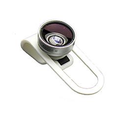 Idry 016 soczewka do obiektywów z rybą oko 0,36x obiektyw szerokokątny 13x obiektyw makro obiektyw aluminiowy abs szkło do android telefon