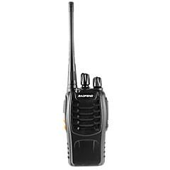 BAOFENG BF-888S 5W 400~470MHz 16-kanaals walkietalkie (zwart)
