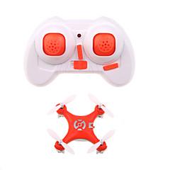 드론 CX10 4CH 6 축 - LED조명 리턴용 1 키 360동 플립 비행 RC항공기 리모컨 USB 케이블 드론용 배터리1개 사용자 메뉴얼