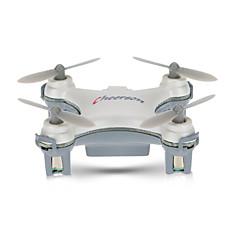 Drón Cheerson CX10SE White 4CH 6 Tengelyes LED Világítás 360 Fokos Forgás Lebeg RC Quadcopter Távirányító USB kábel Kézkönyv