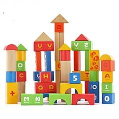 Kendin-Yap Seti Legolar Eğitici Oyuncak Oyuncaklar Yuvarlak Dikdörtgen Dörtgen Erkekler Kızlar Parçalar