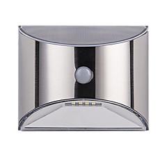 1 stk soldrevne 1 ledede pir bevægelses sensor yard væg vejlampe