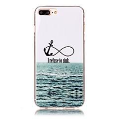 til case cover mønster bagcover case anker soft tpu til Apple iPhone x iPhone 8 plus iPhone 8 iPhone 7 plus iPhone 7 iPhone 6s plus