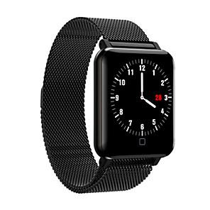 "smartwatch m19 άνδÏες άνδÏες καÏδιακός Ïυθμός αÏτηÏιακή πίεση bluetooth αδιάβÏοχο ÏƒÏ€Î¿Ï ÎÎ¾Ï…Ï€Î½Î¿ βÏαχιόλι για Ï""Î¿ Android ios"