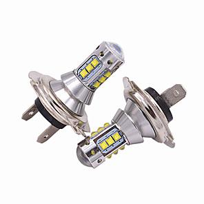 2pcs H7 Automatisch Lampen 50W Krachtige LED 5000lm Koplamp