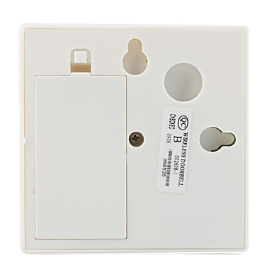 Remote Control Wireless Door Bell Doorbell Button