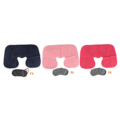 Travel Travel Sleep Mask / Travel Pillow Travel Rest Plastic / Sponge