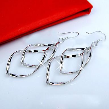 Double-Loop Earrings