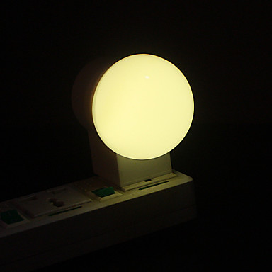Light Control Mushroom Style LED Light Night Lamp (Assorted Colors)