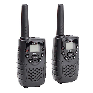 premium 22 channel gmrs frs walkie talkie 5km range 2 pack black 338024 2017 19 99