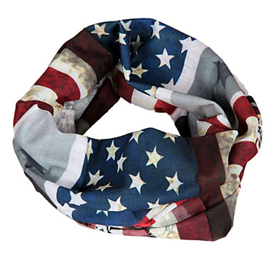 Flag Designed Cycling Scarf