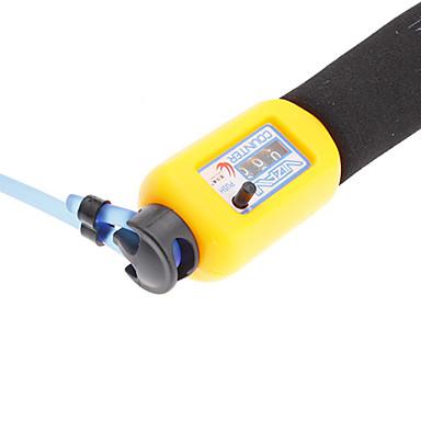 Визави ПВХ + пластик профессиональные подсчета скакалка - 3м (цвет ramdon)