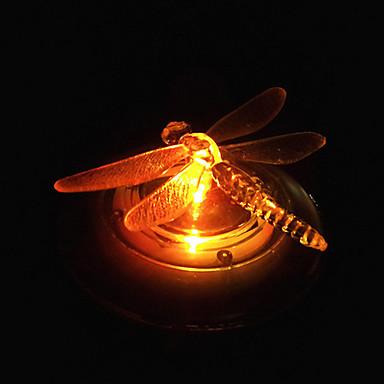 Solar Dragonfly Style LED RGB da tavolo lampada del prato inglese Luce giardino IP656 del 851803 ...