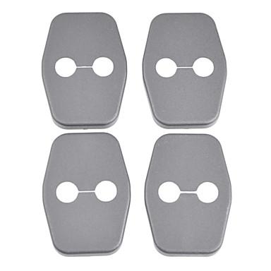 protection abs couvertures de serrure de porte de voiture pour c5 ds4 peugrot 308 et plus 4. Black Bedroom Furniture Sets. Home Design Ideas