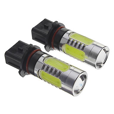 P13w 3 5w 300 350lm 3 1 5wcob autolampen wit 12v for Led autolampen