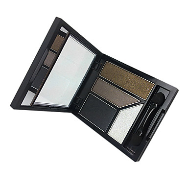 4 Eyeshadow Palette Wet Eyeshadow palette Powder Normal