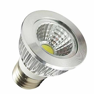 5W E26/E27 Faretti LED MR16 1 LED ad alta intesità 350-400 lm Bianco AC 100-2...
