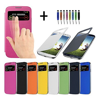 Screen Visible Full Body Case for Samsung Galaxy S4 I9500
