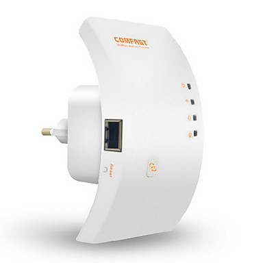 COMFAST® WR500N 300M AP WiFi Enhanced Signal Repeater Router Extender