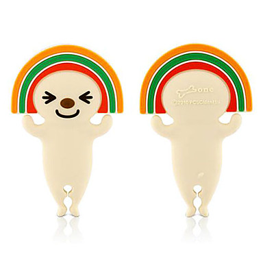 Open Teenager Cartoon Earphone Cable Wire Cord Organizer Cable Winder