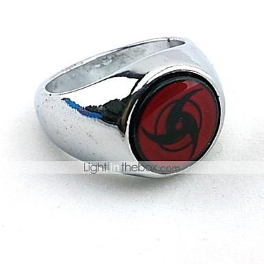 Naruto Itachi Uchiha Cosplay Sharingan Ring